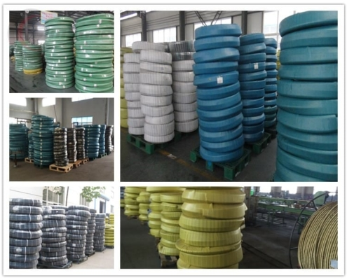 package of hydraulic hose 1sn