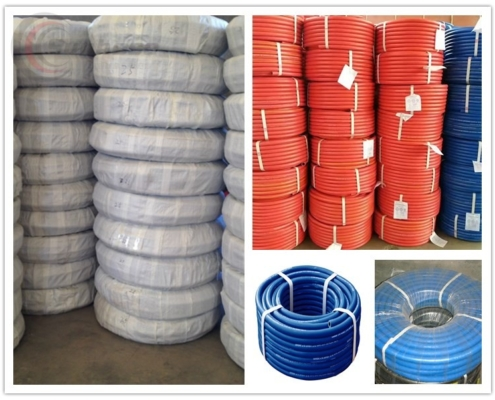 rubber water hose package