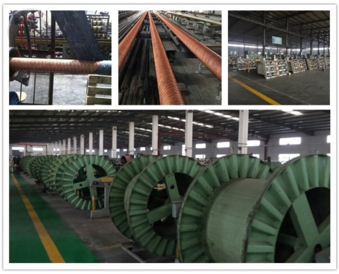 hydraulic hose factory
