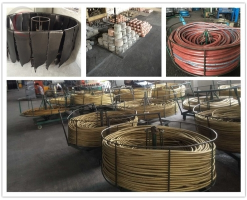 1sn hose production