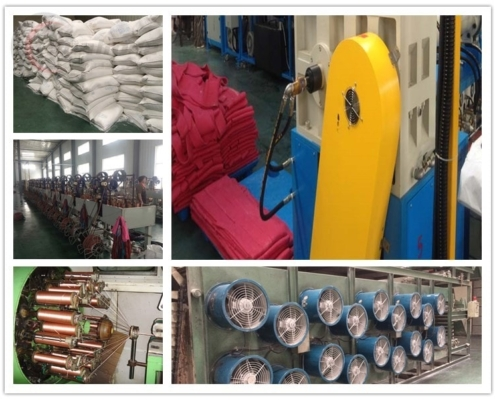 factory of rubber air hose