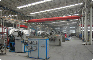 factory of tube