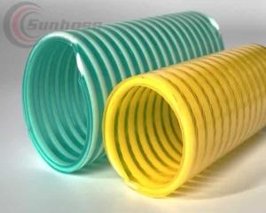 pvc spiral suction hose
