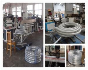 PVC Steel Wire Hose Factory