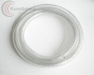 roll of steel wire pvc hose