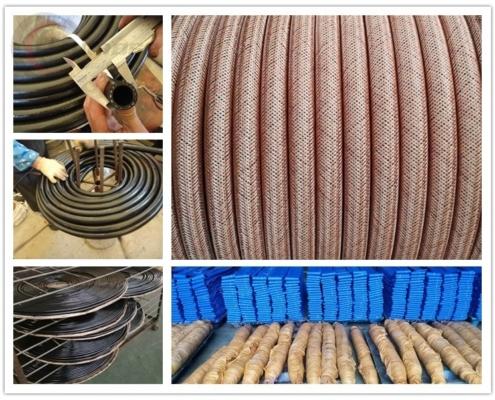 rubber air hose material