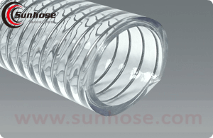 pvc steel wire hose