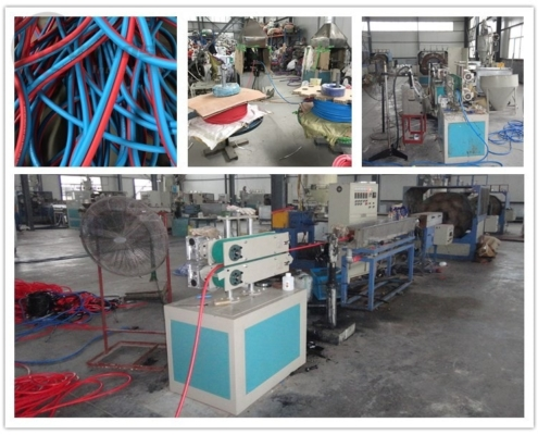 twin-welding-hose-production