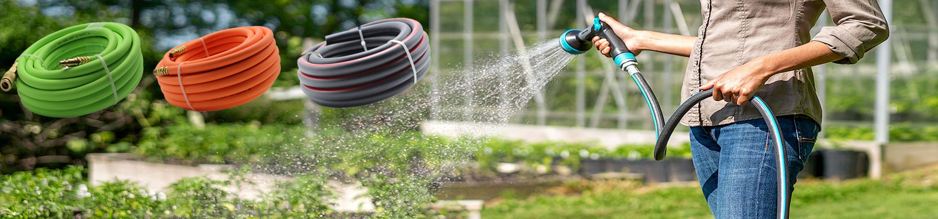 Banner of Garden Water Hose